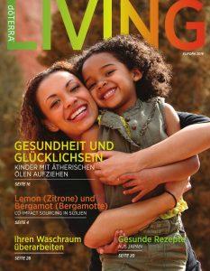 doterra-poweroele.de Living Magazine Europa 2016