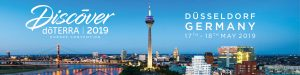 doTERRA Discover Tour Düsseldorf 2019