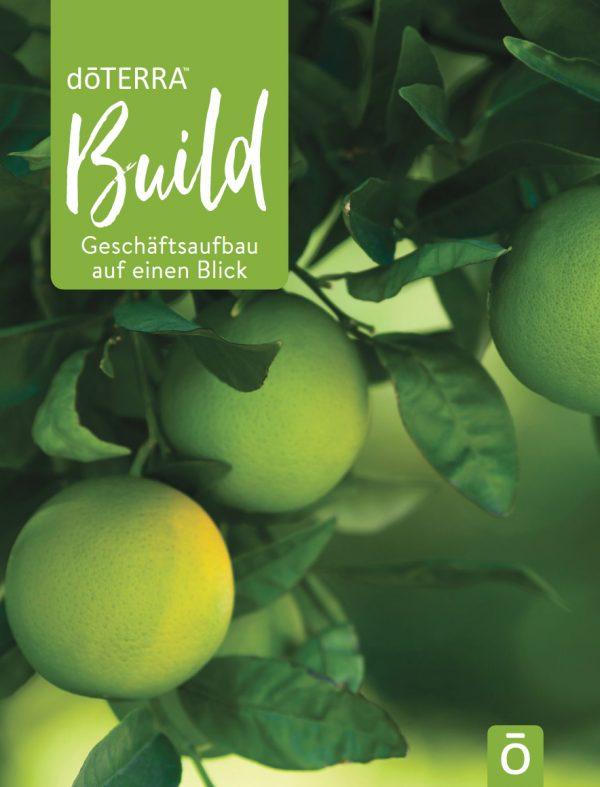 doterra Build - Geschäftsaufbau im Blick