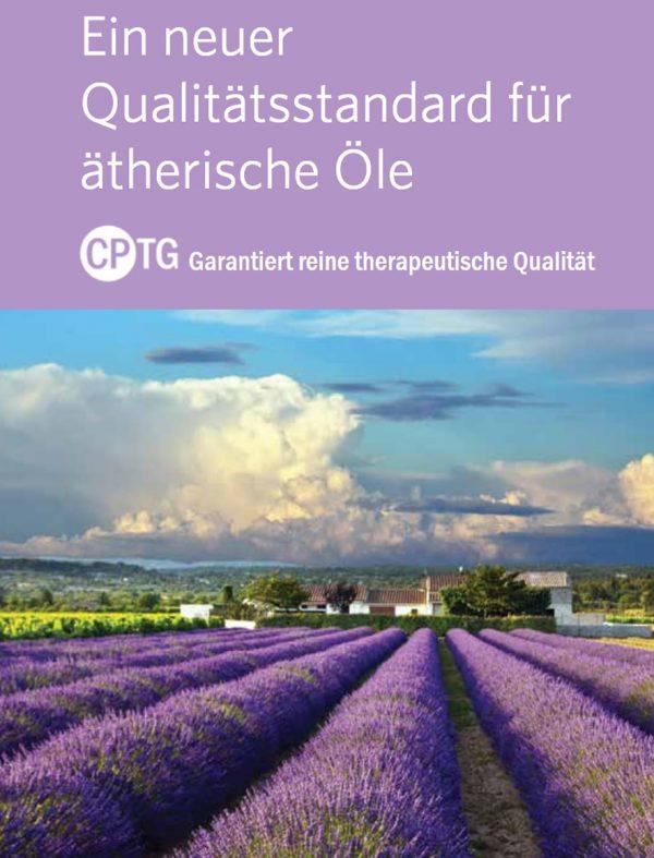 doTERRA - Ein neuer Qualitätsstandard für ätherische Öle - CPTG Certified Pure Therapeutic Grade