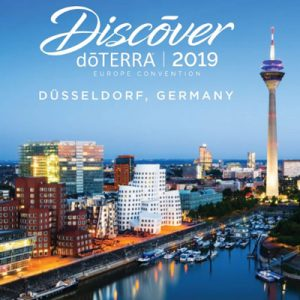 doTERRA Discover 2019 Europe Convention