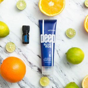 doTERRA deep Blue - Welches Produkt verwenden?