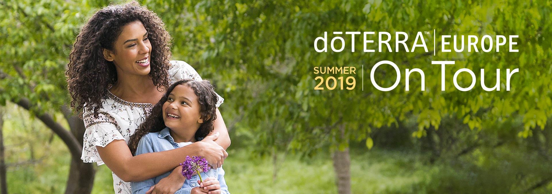 doterra Sommer Tour 2019