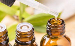 Der Öl-Effekt ätherischer Öle