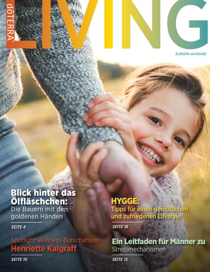 living magazine 2020