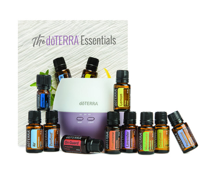 doTERRA Home Essentials Enrolment Kit
