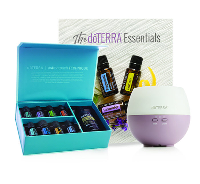 doTERRA Aromatouch Diffused Enrolment Kit