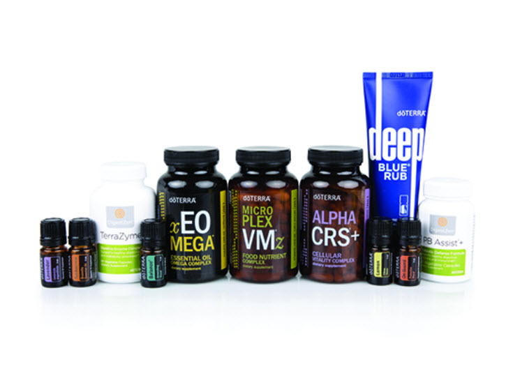 doTERRA Daily Habits Enrolment Kit