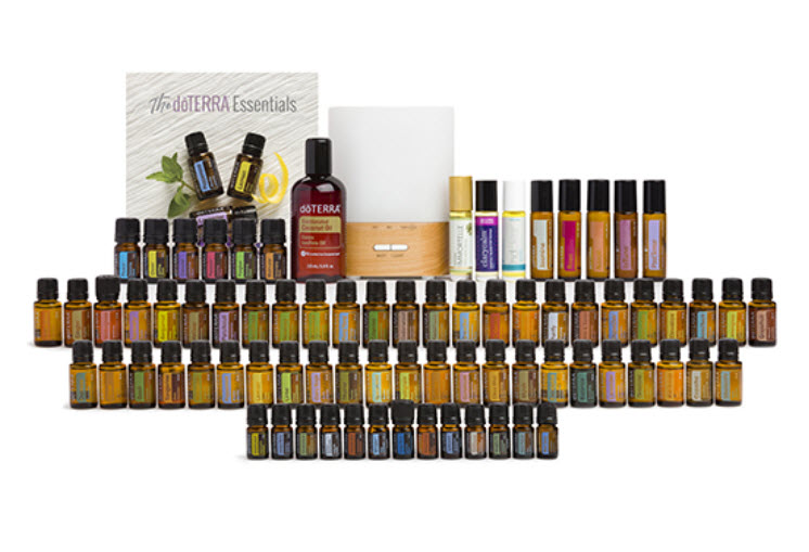 doTERRA Essential Oil Collection Enrolment Kit
