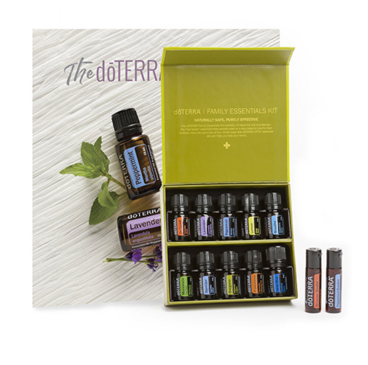 doTERRA Family Essentials and Beadlet Kit