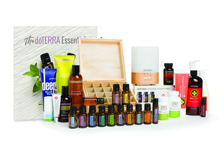 doTERRA Natural Solutions Enrolment Kit