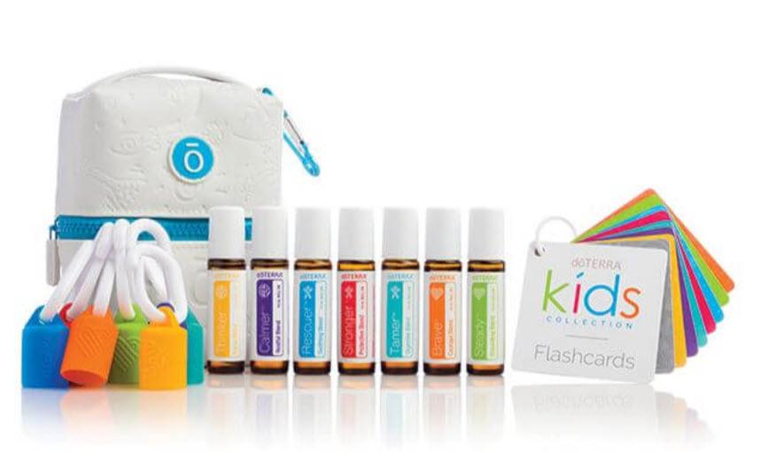doTERRA Kids Collection Enrolment Kit