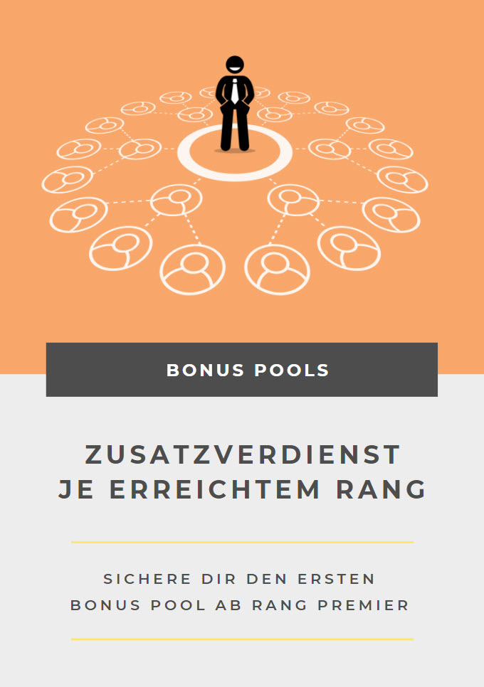 doTERRA Business Bonus Pools