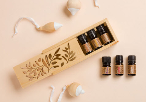 doTERRA Ancient Oil Collection