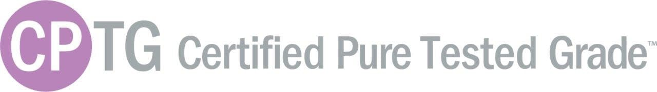 Certified pure testet grade